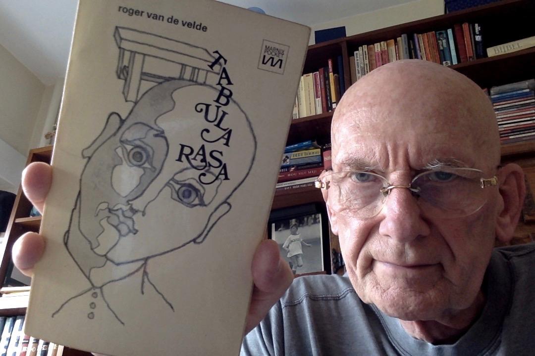 Tabula Rasa Roger Van de Velde boek